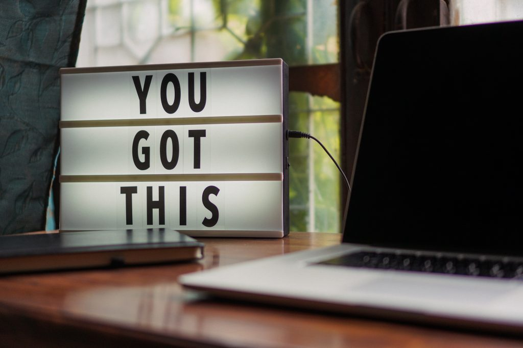motivation to be excellent at your job and thrive in your sales career