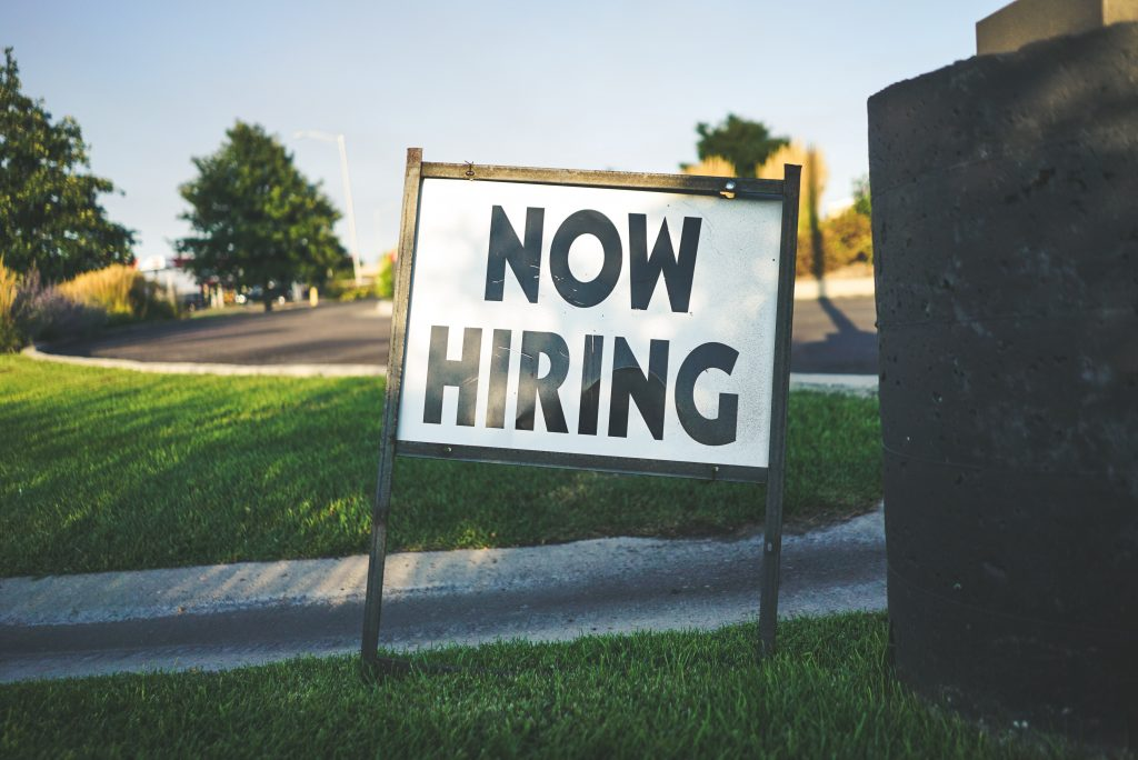 hiring a candidate that has no relevant job experience